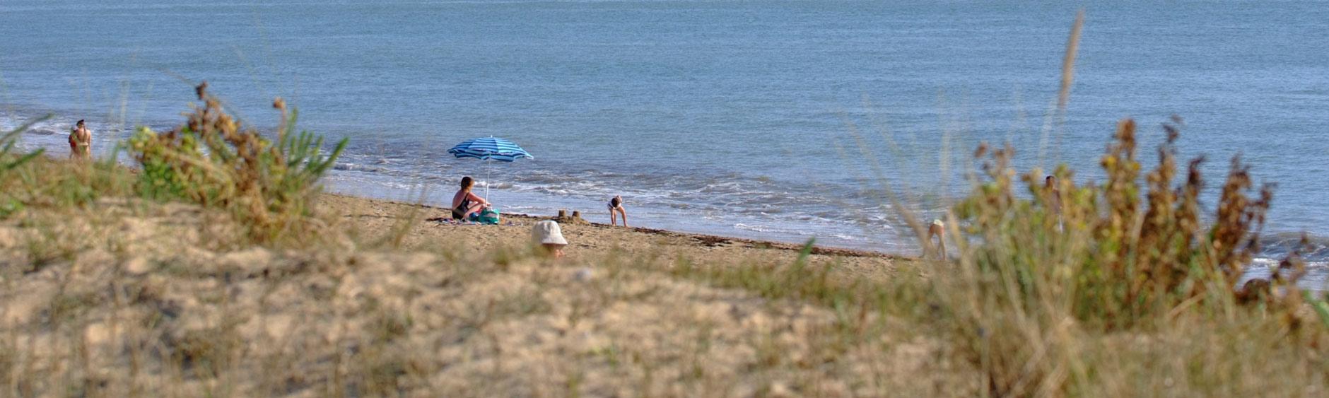 Camping proche des plages et de Saint Gilles Croix de Vie