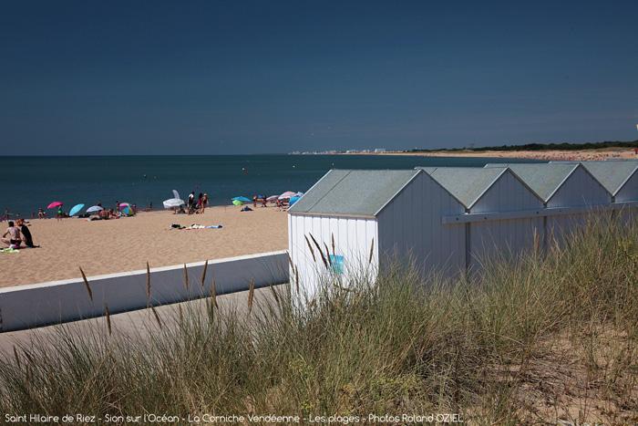Location dans un camping avec piscine couverte à Saint Hilaire de Riez