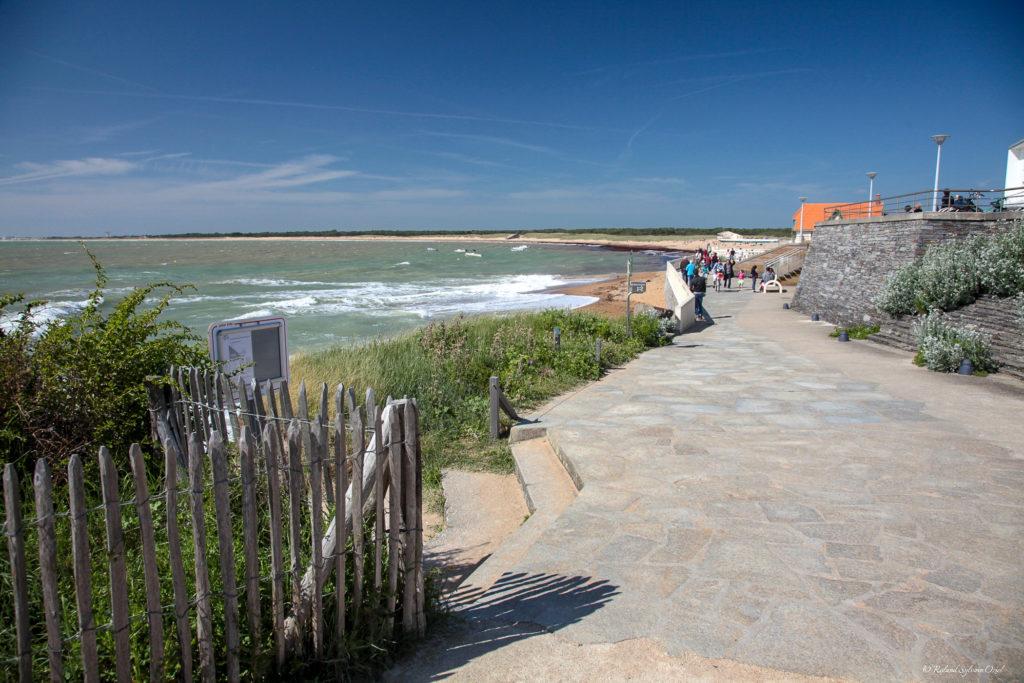 camping en bord de mer en Vendée