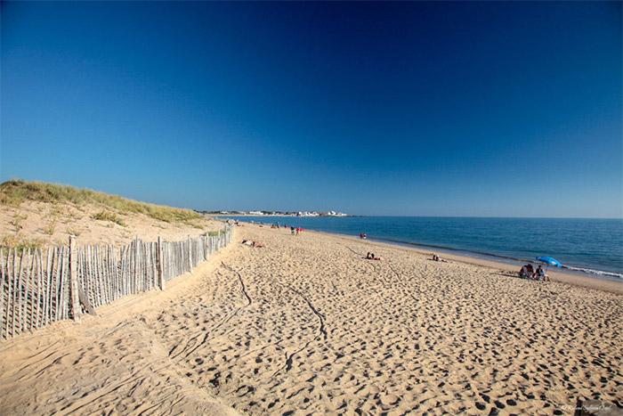 vacances camping proche plage Vendée