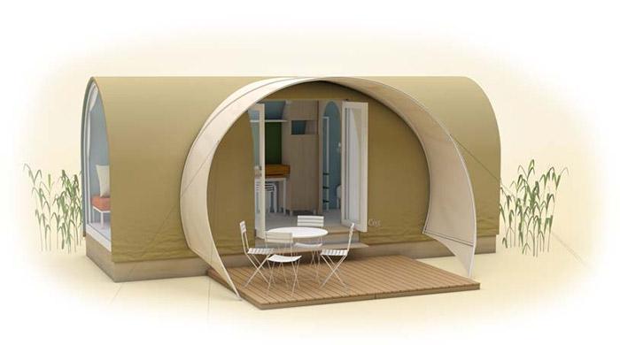 location camping nature idéal famille en Vendée