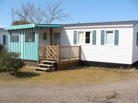 location de mobil home camping Vendée