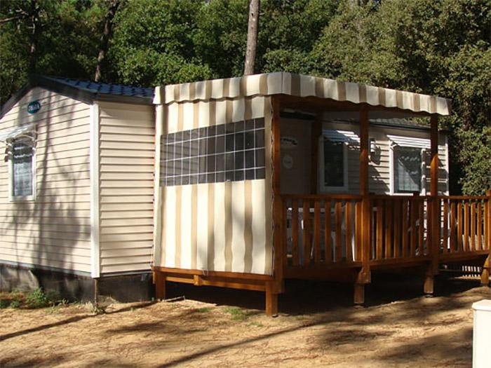 location mobil home camping calme et nature Saint Hilaire de Riez